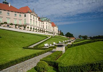 Splendor Ogrodom Zamku Królewskiego w Warszawie przywróci sądecka firma Park-M!
