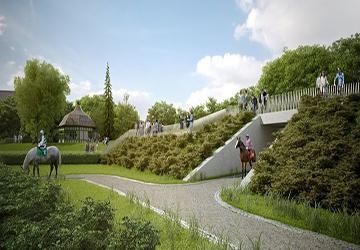 Realizacja Park - M - Wrocławski Tor Wyścigów Konnych - Partynice
