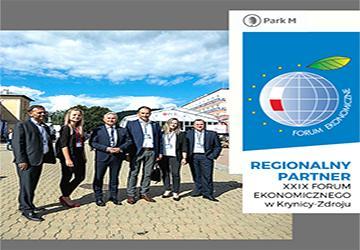 Park - M Regionalny Partnerem Forum Ekonomicznego