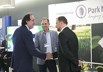 Park-M partnerem III Europejskiego Kongresu Samorządowców
