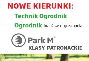 Ruszają klasy patronackie Park-M